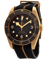 Tudor Heritage Black Bay Automatic Mens Watch -0002