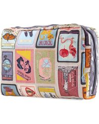 LeSportsac Le Sportsac Rectangular Cosmetic Pouch - Multicolour