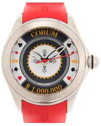 Corum Bubble Casino Automatic Watch  Ch01 - Metallic