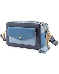 Michael Kors Cross Body Bag - Blue