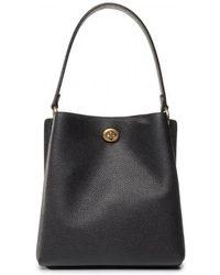 COACH Charlie Bucket Bag 21 - Black