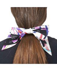 Marc Jacobs The Hair Bow Logo Print - Multicolour