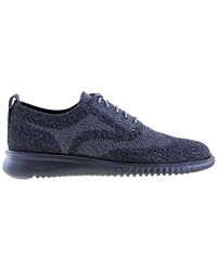Cole Haan Mens Zerogrand Stitchlite Oxford - Black