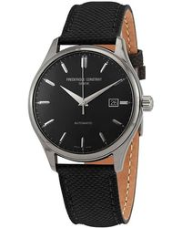 Frederique Constant Classics Automatic Black Dial Mens Watch -303bb5tb6