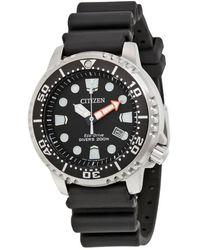 Citizen Promaster Diver 200 Meters Eco-drive Black Dial Mens Watch -28e