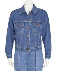 See By Chloé Blue Jean Jacket, Brand