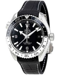 Omega - Seamaster Planet Ocean Automatic Mens Watch - Lyst