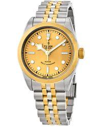 Tudor Black Bay 36 Automatic Champagne Dial 36 Mm Watch -0002 - Metallic
