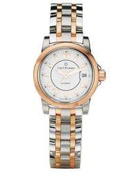 Carl F. Bucherer Patravi Automatic Ladies Watch - Metallic