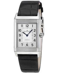 Jaeger-lecoultre Reverso Classic Medium Unisex Watch - Black