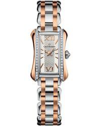 Carl F. Bucherer Alacria Princess Ladies Watch - Metallic