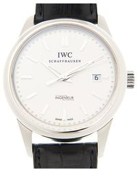Iwc Vintage Collection Limited Edition Portuguese Hand-wound Mens Watch - Metallic