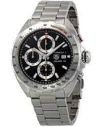 Tag Heuer Formula 1 Automatic Chronograph Mens Watch Caz2010ba0876 - Metallic