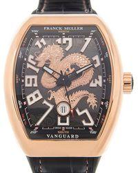 Franck Muller anguard Automatic Black Dial Unisex Watch  45 Sc Dt Dragon King (5n.nr) - Multicolour