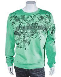 Burberry - Mens Madon Graphic Sweatshirt, Brand - Lyst