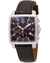 Certina Ds Podium Chronograph Brown Dial Watch 00