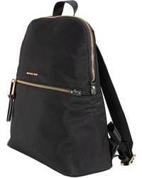 Michael Kors Polly Medium Nylon Backpack-black