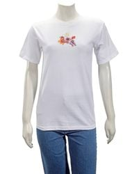 J.won Rockstar T-shirt In White, Brand