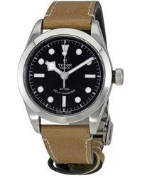 Tudor Heritage Black Bay 36 Automatic Mens Watch -0008