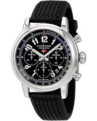 Chopard Mille Miglia Chronograph Black Dial Mens Watch -3002