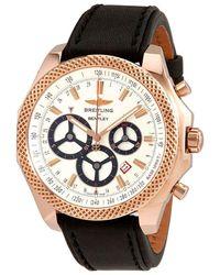 Breitling Bentley Barnato Racing Chronograph Automatic Mens Watch -g733bklt - Multicolor