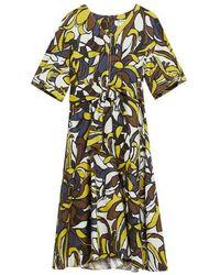 Max Mara - Ladies Joy Linen Fabric Dress, Brand - Lyst