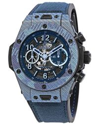 Hublot - Big Bang Unico Automatic Mens Chronograph Watch - Lyst
