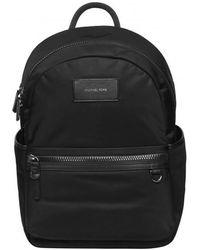 Michael Kors Nylon Rucksack Backpack - Black