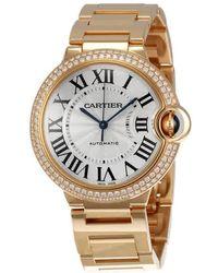 Cartier Ballon Bleu Automatic Ladies Watch - Multicolor
