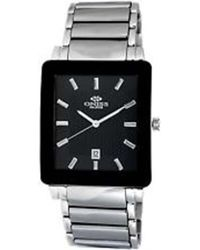 Oniss Prince Ii Black Dial Stainless Steel Mens Watch -mpv