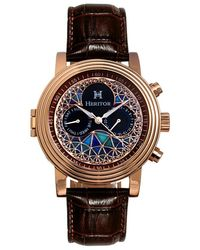 Heritor Legacy Automatic Multi-color Dial Mens Watch - Multicolour