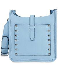 Rebecca Minkoff Unlined Feed Bag - Sky - Blue