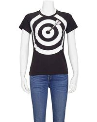 Yazbukey Ladies Black Dart T-shirt