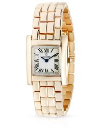Concord Pre-owned La Tour Quartz White Dial Ladies Watch -25-648 - Metallic