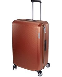 Samsonite Arq Spinner 75cm/28'' Suitcase In Matte Copper - Brown