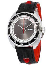 Hamilton - American Classic Pan Europ Automatic Mens Watch - Lyst