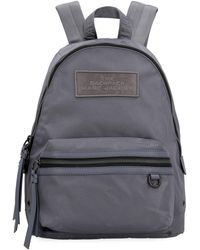 Marc Jacobs The Medium Backpack Dtm - Gray