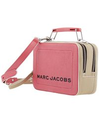 Marc Jacobs The Box 20 Shoulder Bag - Pink