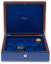 Rapport London Rapport Heritage Blue 8 Watch Case