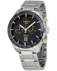 Tissot Prs 516 Automatic Chronograph Mens Watch - Metallic