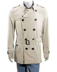 Burberry The Kensington – Mid-length Trench Coat - Multicolor