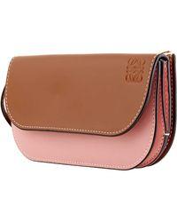 Loewe Brown Wallets