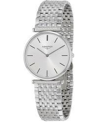 Longines La Grande Classique Ladies Watch - Metallic