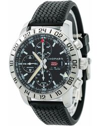 Chopard Pre-owned Mille Miglia Black Dial Mens Watch