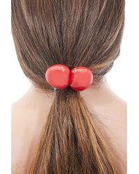 Marc Jacobs Women's The Hair Bauble In Red Multi