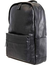 Fossil Buckner Backpack- Black