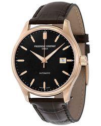 Frederique Constant Classics Index Automatic Mens Watch 303c5b4 - Metallic