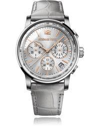 Audemars Piguet Code 11.59 Chronograph Automatic Gray Dial Watch - Multicolor