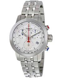 Tissot - Prc 200 Nba Special Edition Ladies Watch T0552171101700 - Lyst