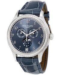 Patek Philippe Complications Automatic Watch - Blue